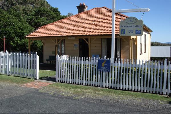 SWR Boatman's Cottage