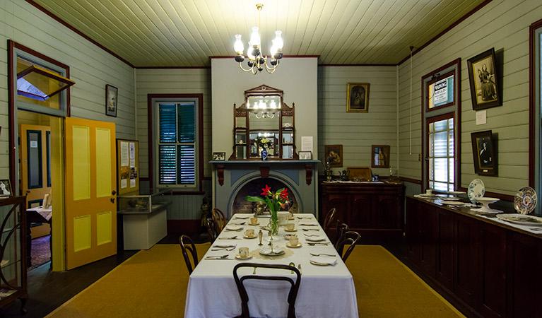 Roto House, Macquarie Nature Reserve