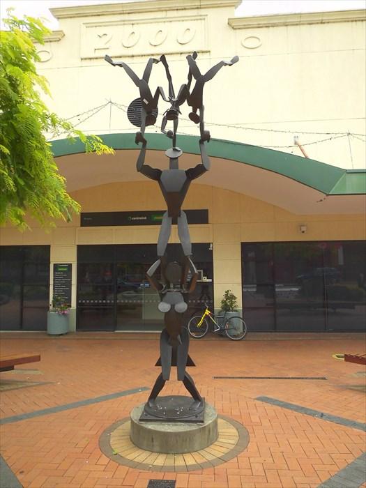 Balancing Act Taree Bicentennial