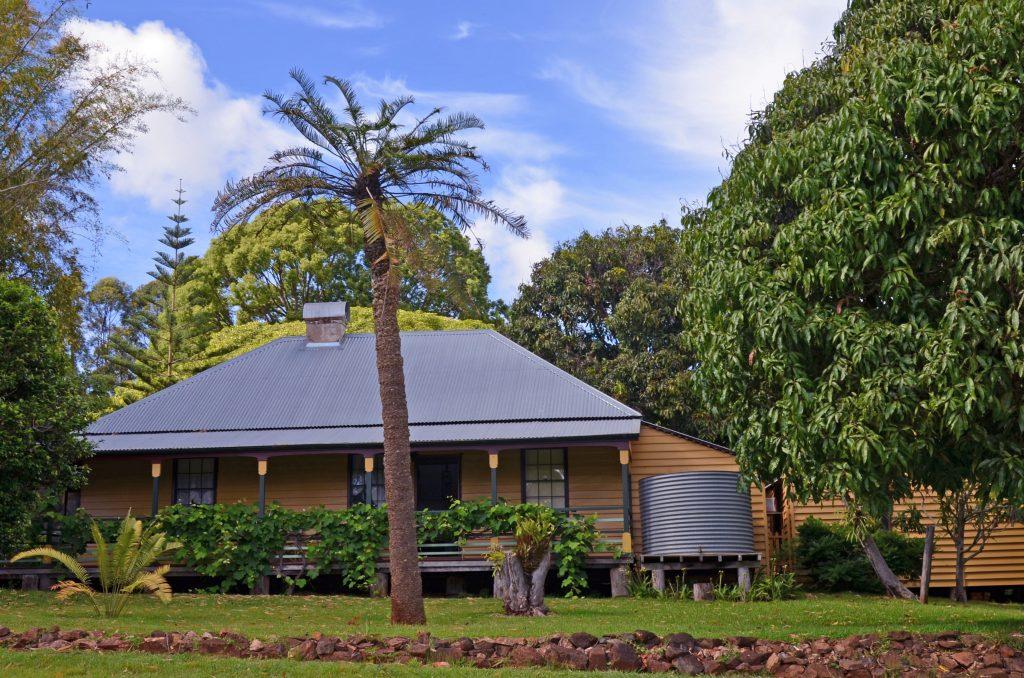 Douglas Vale Historic Homestead Photograph