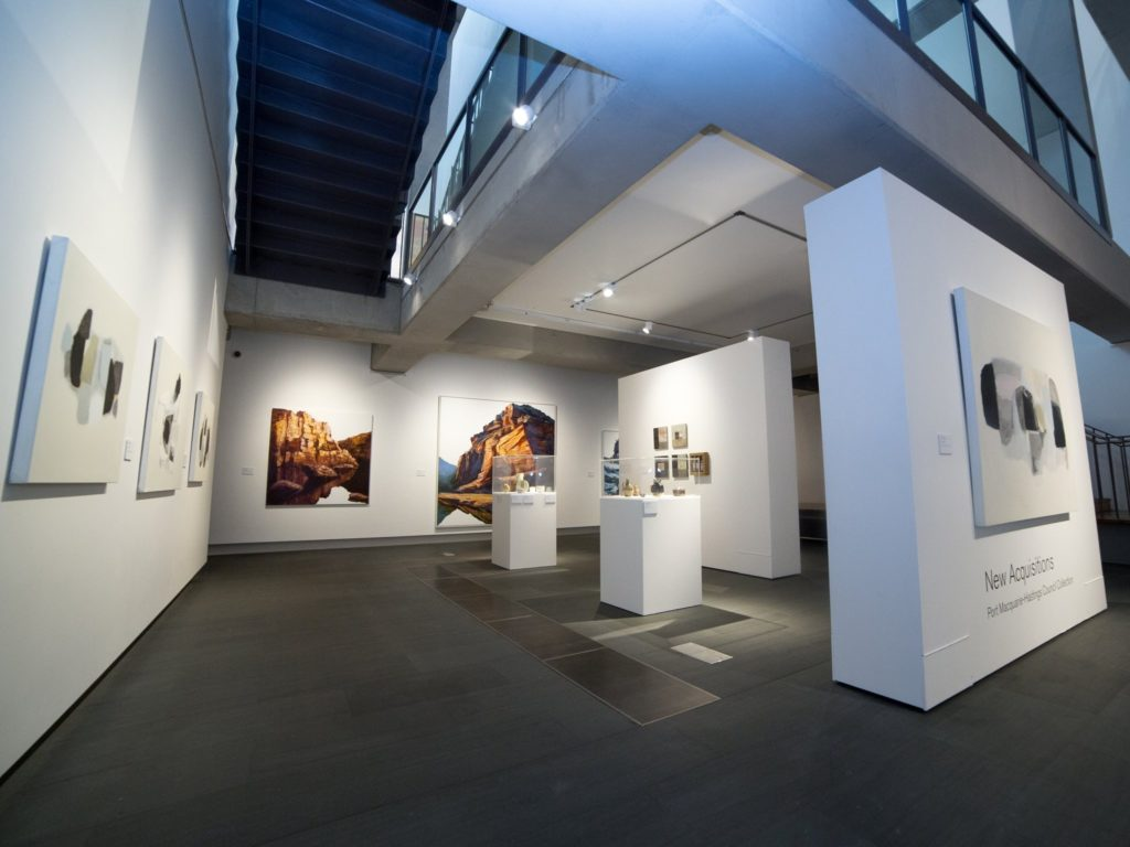 Glasshouse regional Gallery