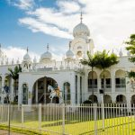 Guru Nanak Sikh temple at Woolgoolga. Photo: Trevor Veale / The Coffs Coast Advocate