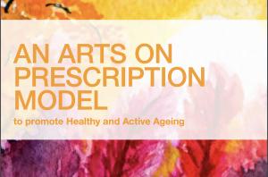 Arts on Prescription Creative Ageing Model