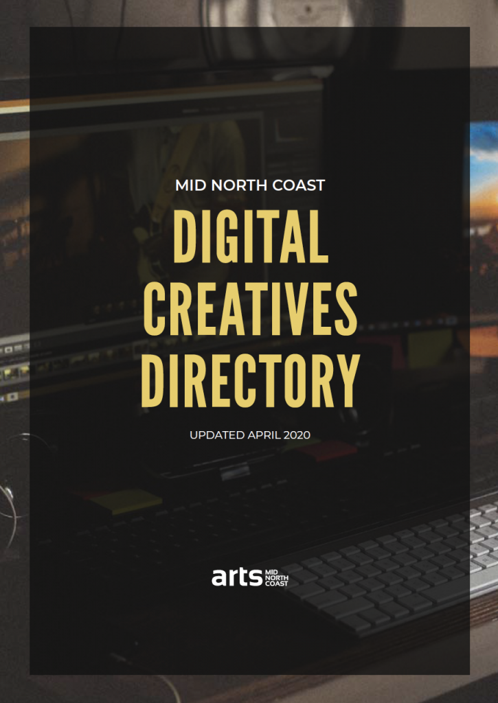 Cover Digital Creatives Directory