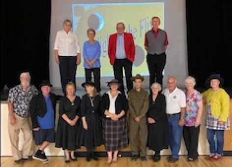 Manning Valley Historical Society - Night at the Flix