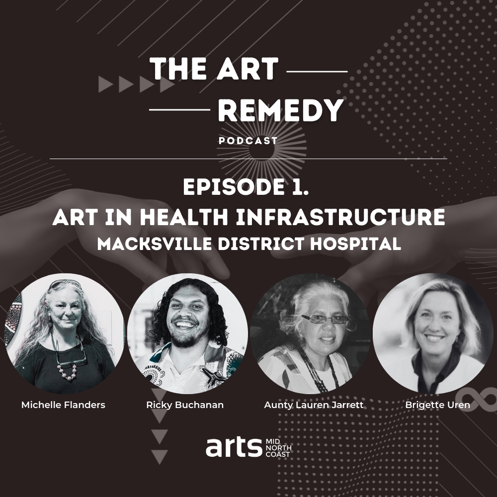 The Art Remedy Podcast Episode 1 - Tile