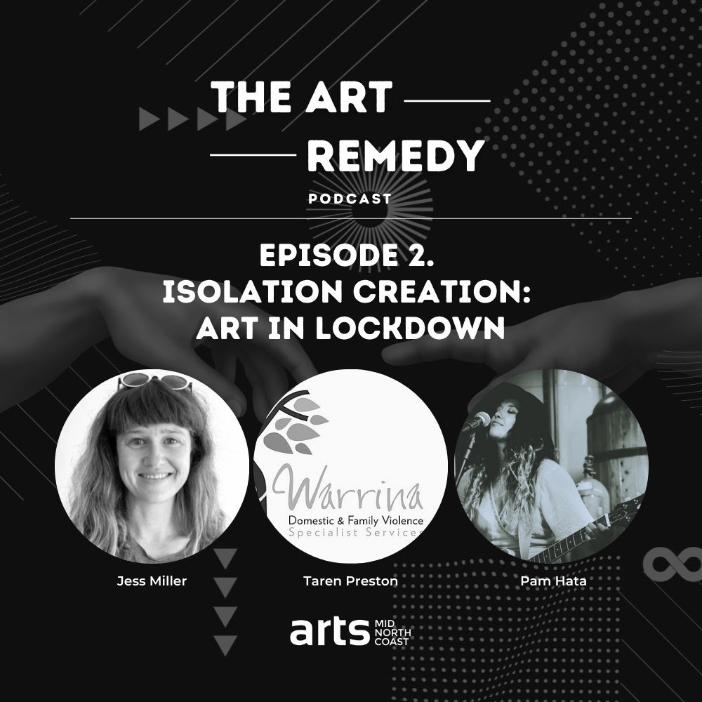 The Art Remedy Podcast Episode 2 - Tile