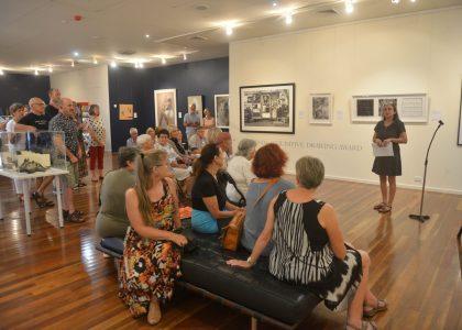 Manning Regional Art Gallery 2019 JADA Opening